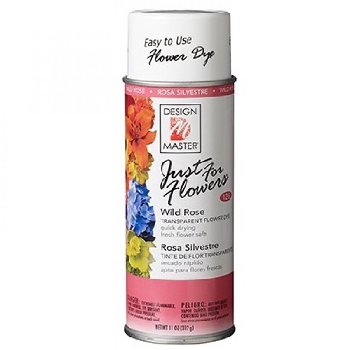 125 Wild Rose DM Colour Spray Paint - 1 No