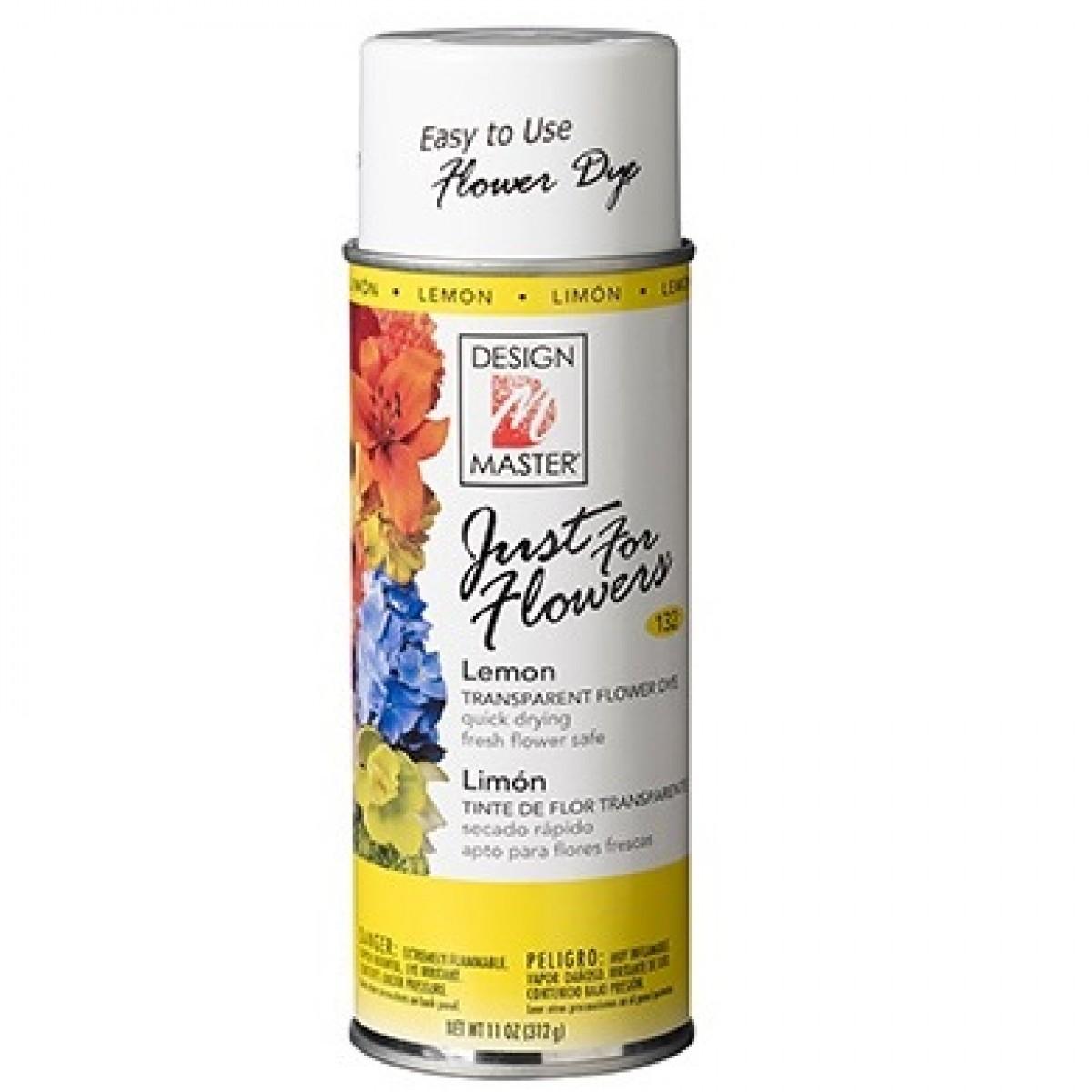 132 Lemon DM Colour Spray Paint - 1 No