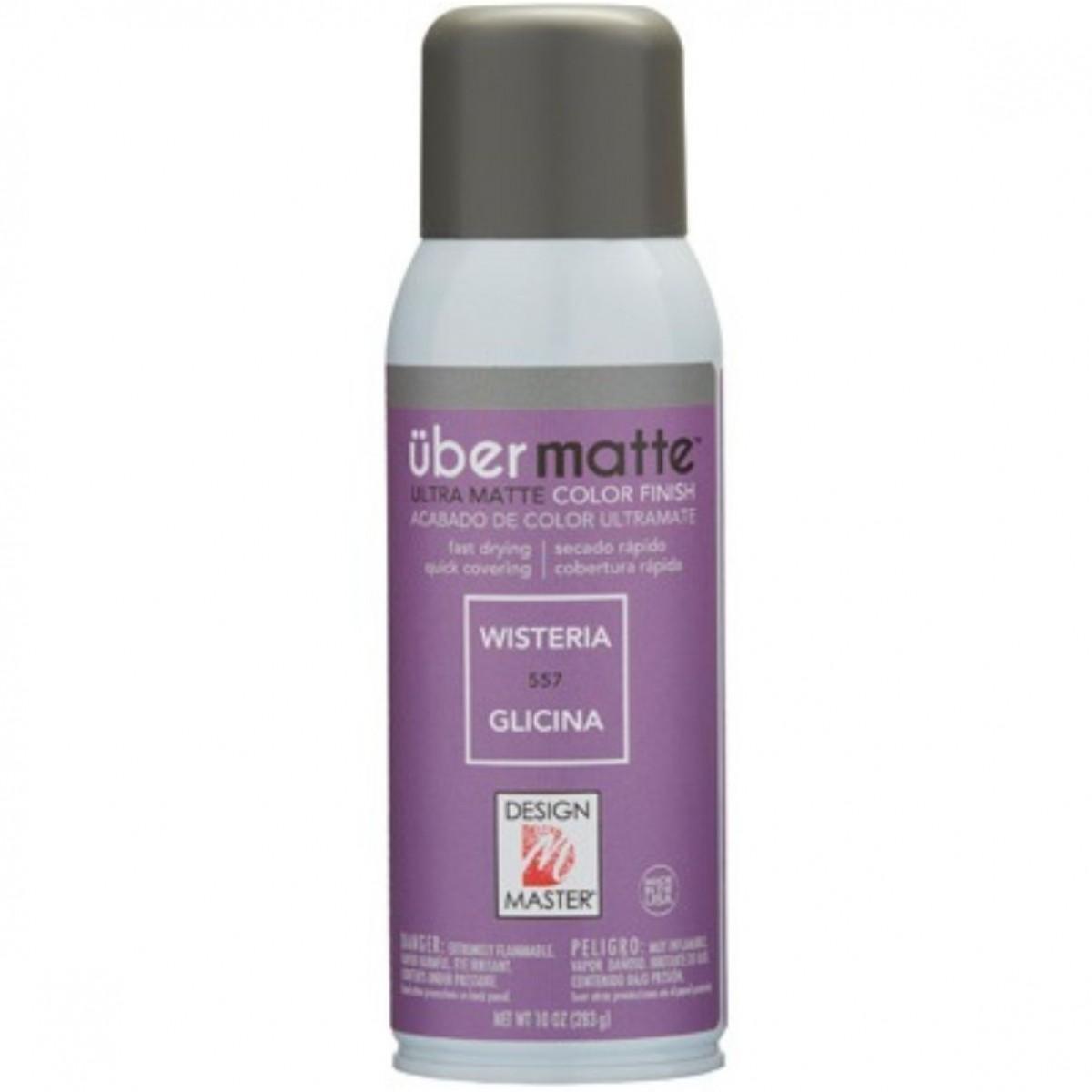 557 Wisteria DM Ubermatt Colour Spray Paint - 1 No