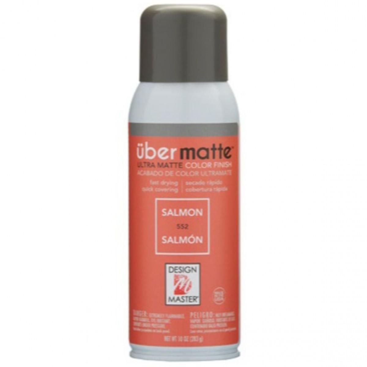 552 Salmon DM Ubermatt Colour Spray Paint - 1 No