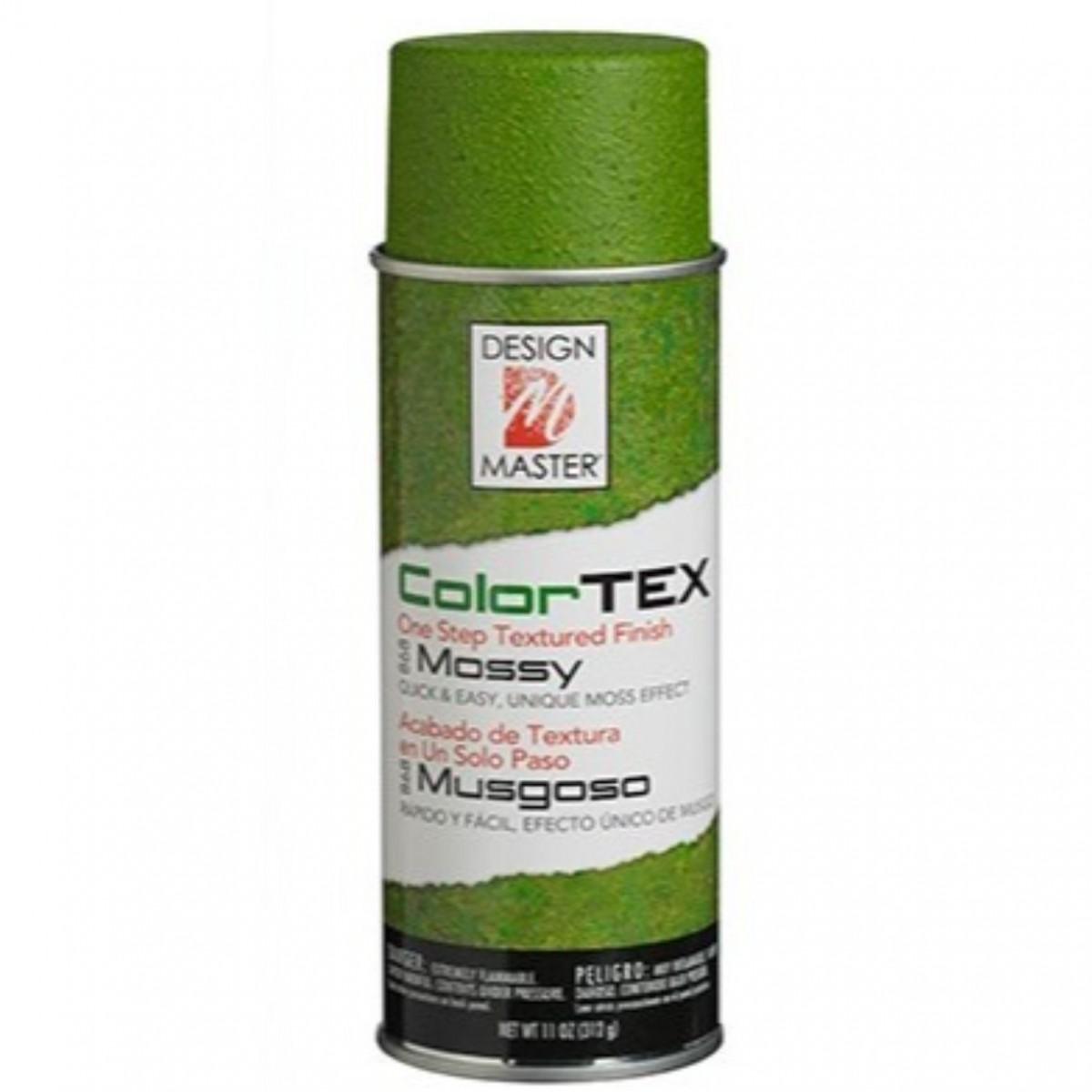 868 Colour TEX Mossy DM Colour Spray Paint - 1 No