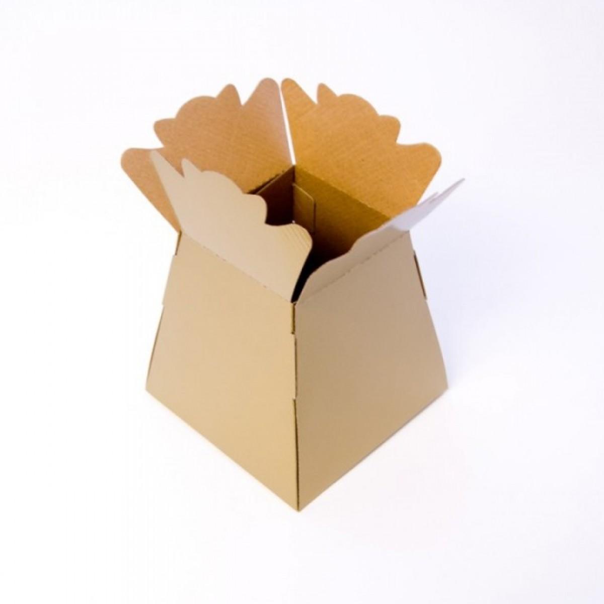 Porto Vase Gold 17x24cm - Pack of 5