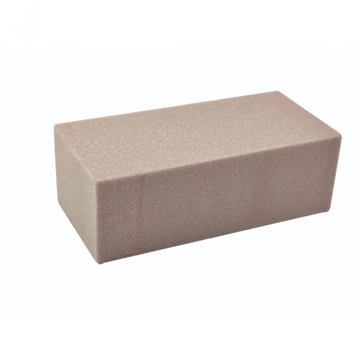 SEC Brick (2 Nos) Dry Oasis Floral Foam