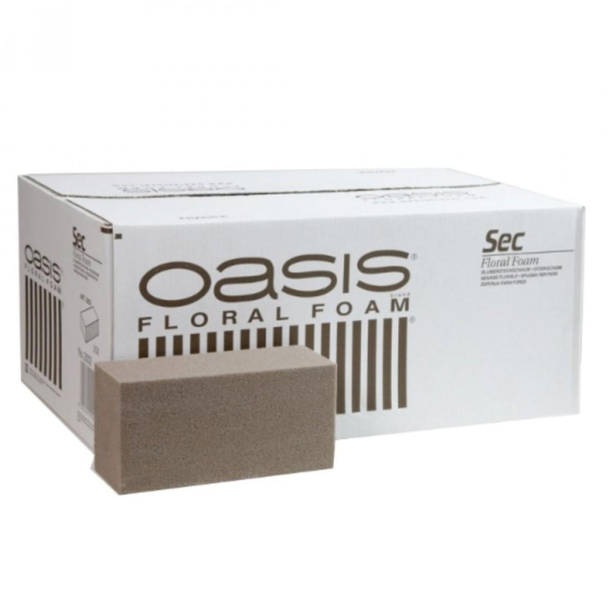 SEC Brick (20 Nos) Dry Oasis Floral Foam