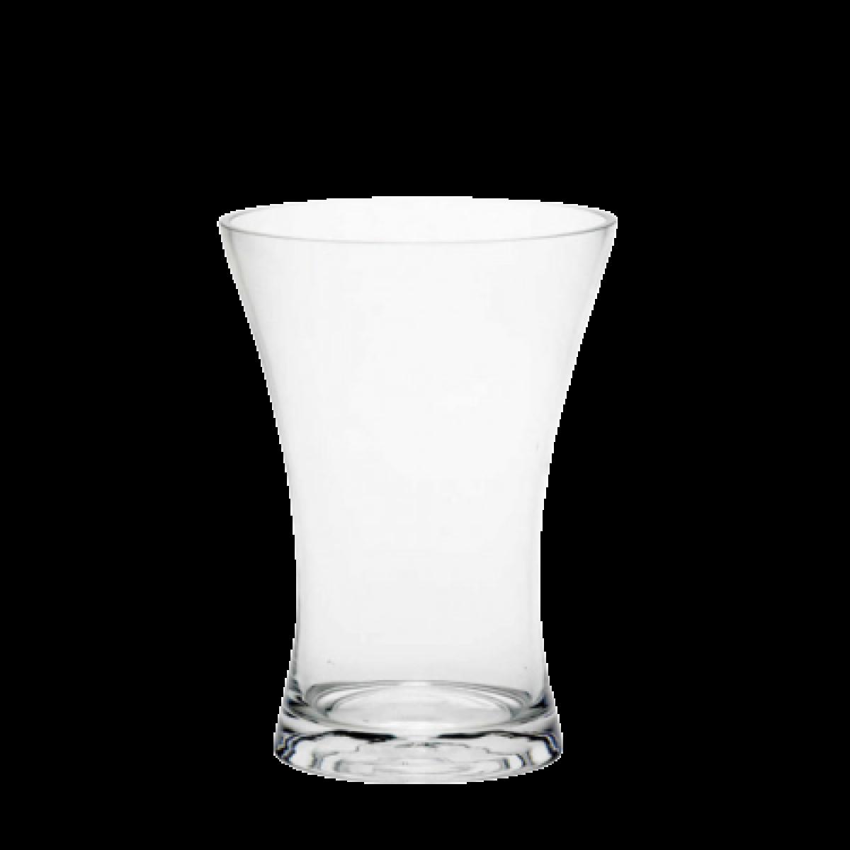 Hantied Clear 14x20cm Acrylic Vase - 1 No