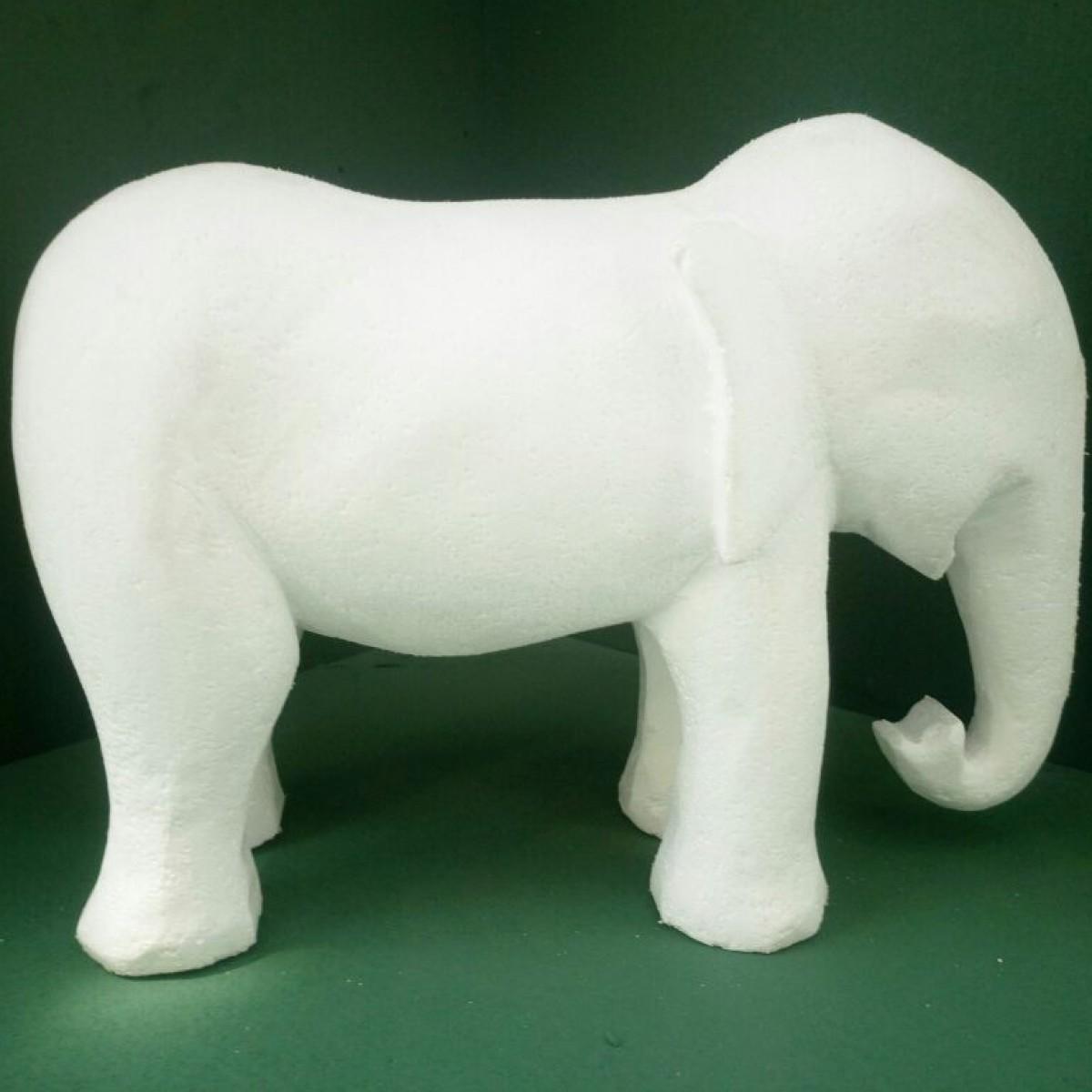 Elephant Trunk Down W 26