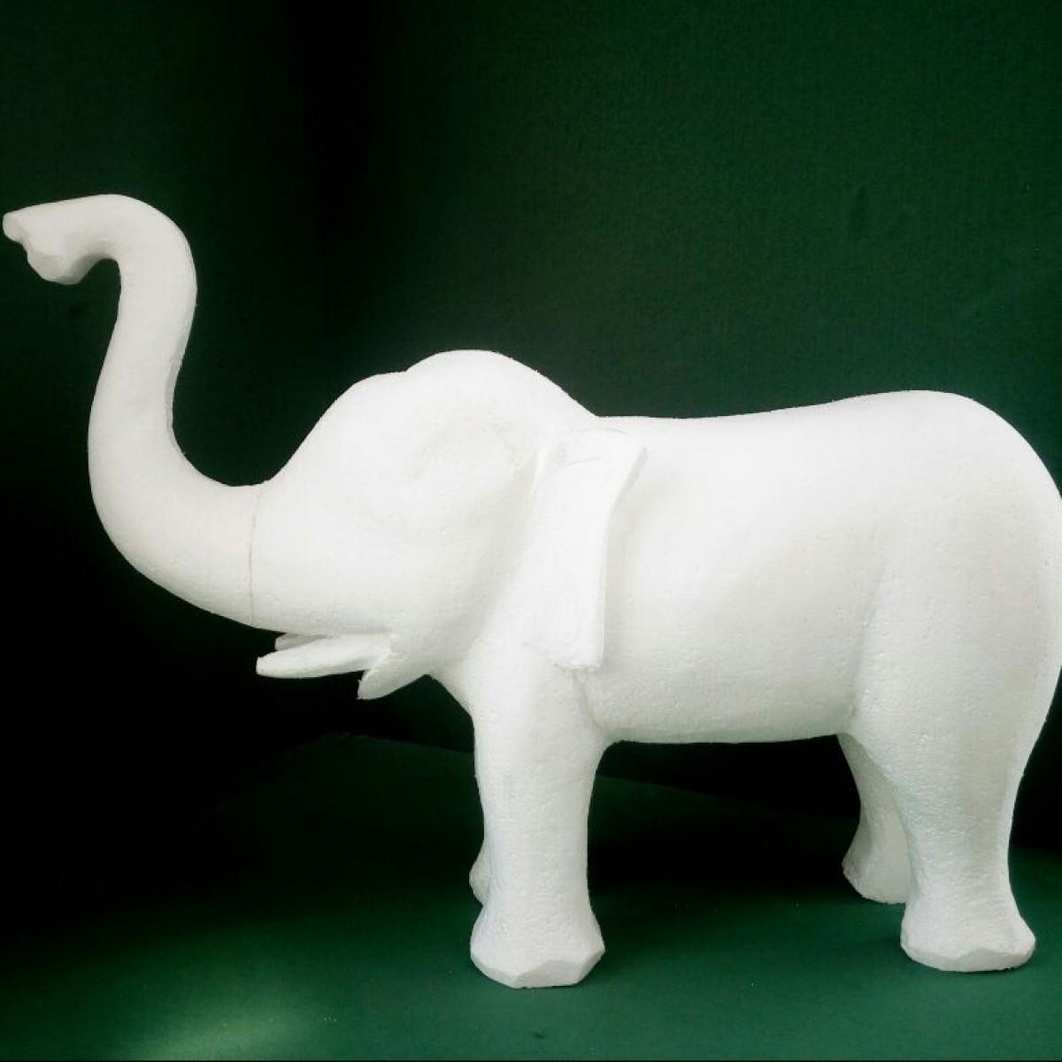 Elephant Trunk Up W 31
