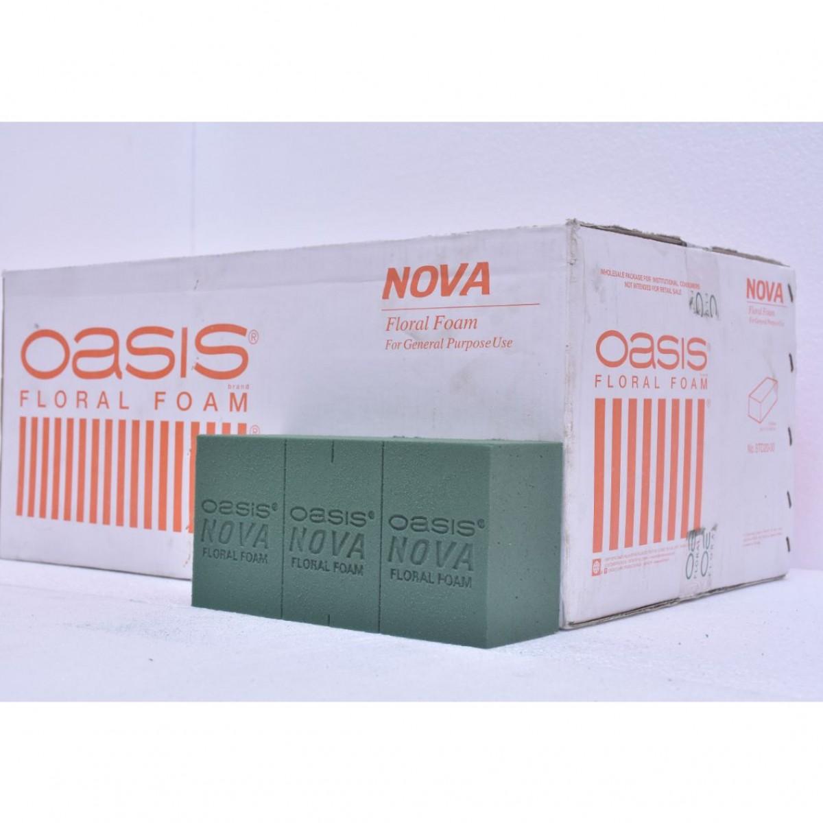 Nova Bricks (20 No) - Oasis Floral Foam Bricks