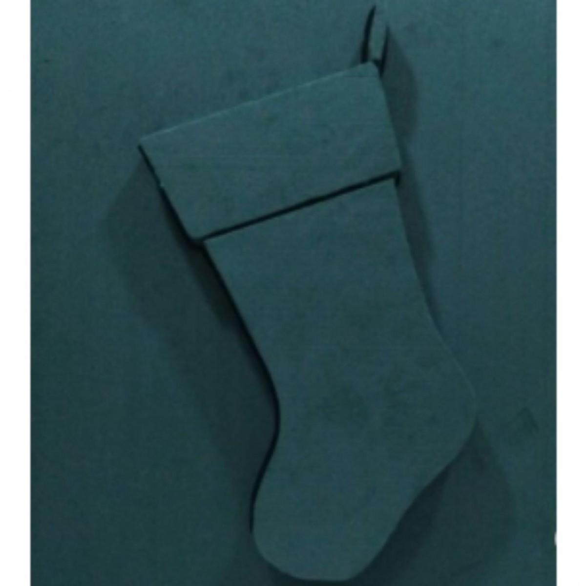 Santa Stocking (1 No) 24