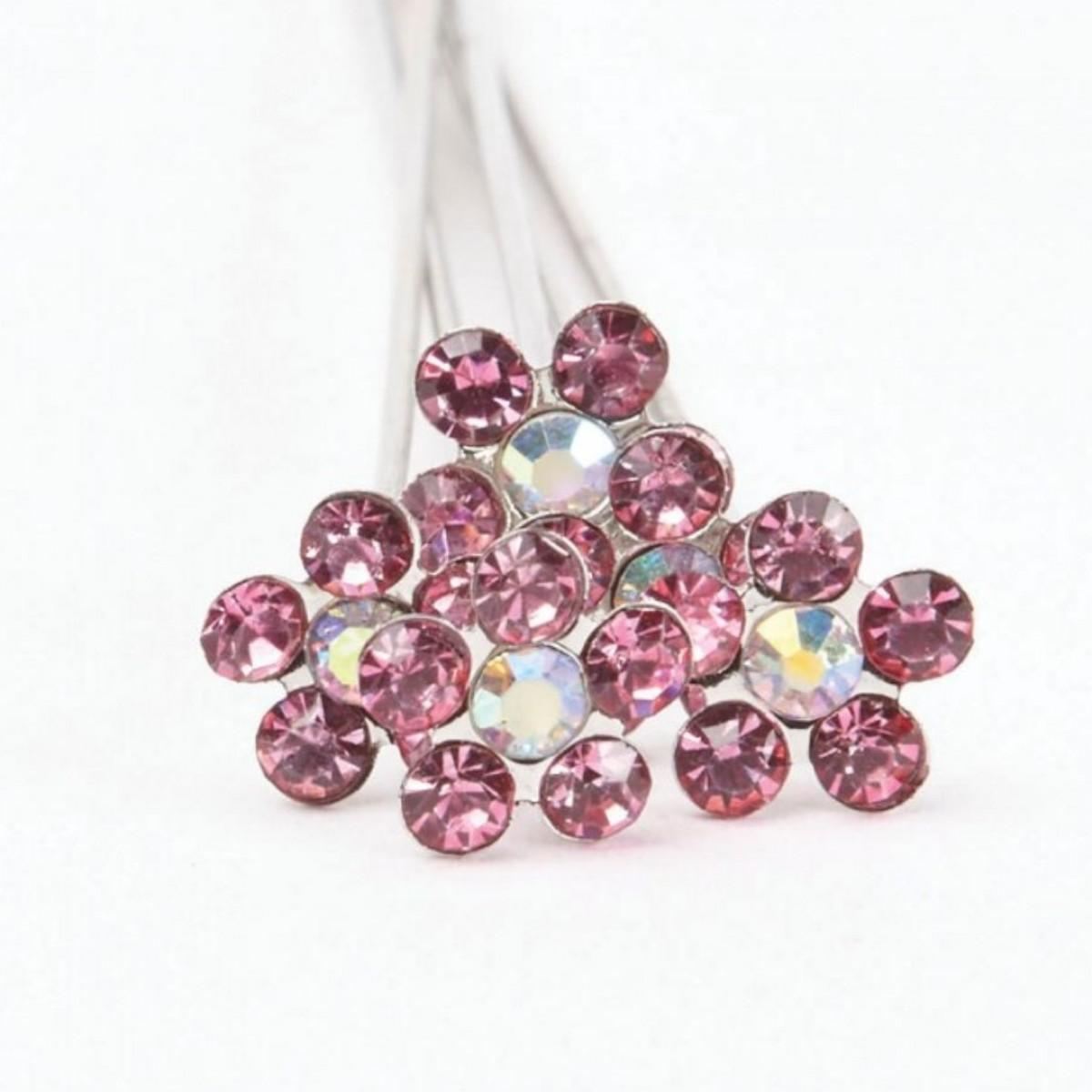Karas Kisses Pixie Pink 10mmx8cm 5 Pins