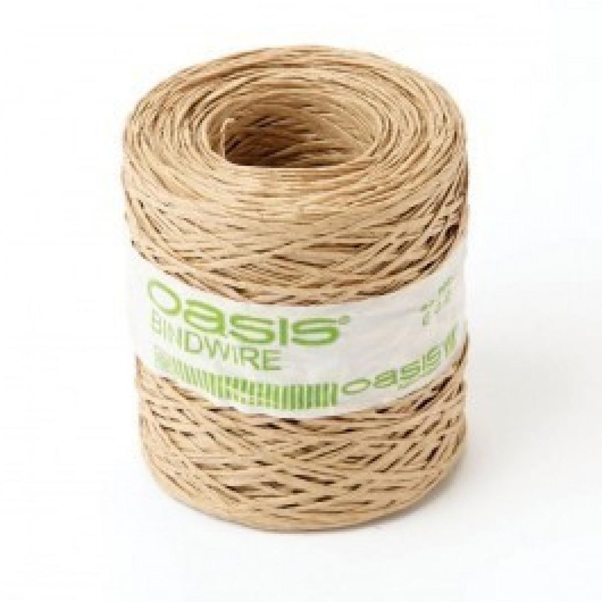 4409 Bind Wire Natural (1 No)
