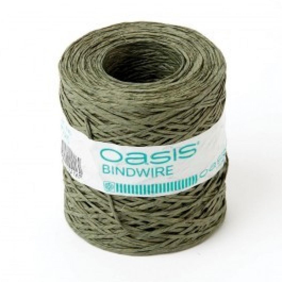 4408 Bind Wire Green (1 No)