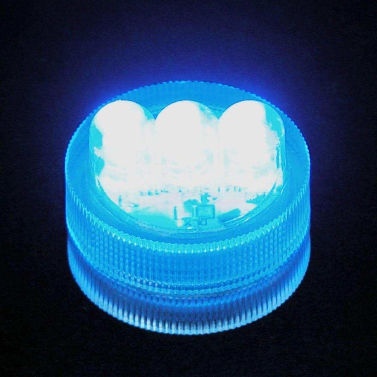 4319 LED Light XL Blue 10x1