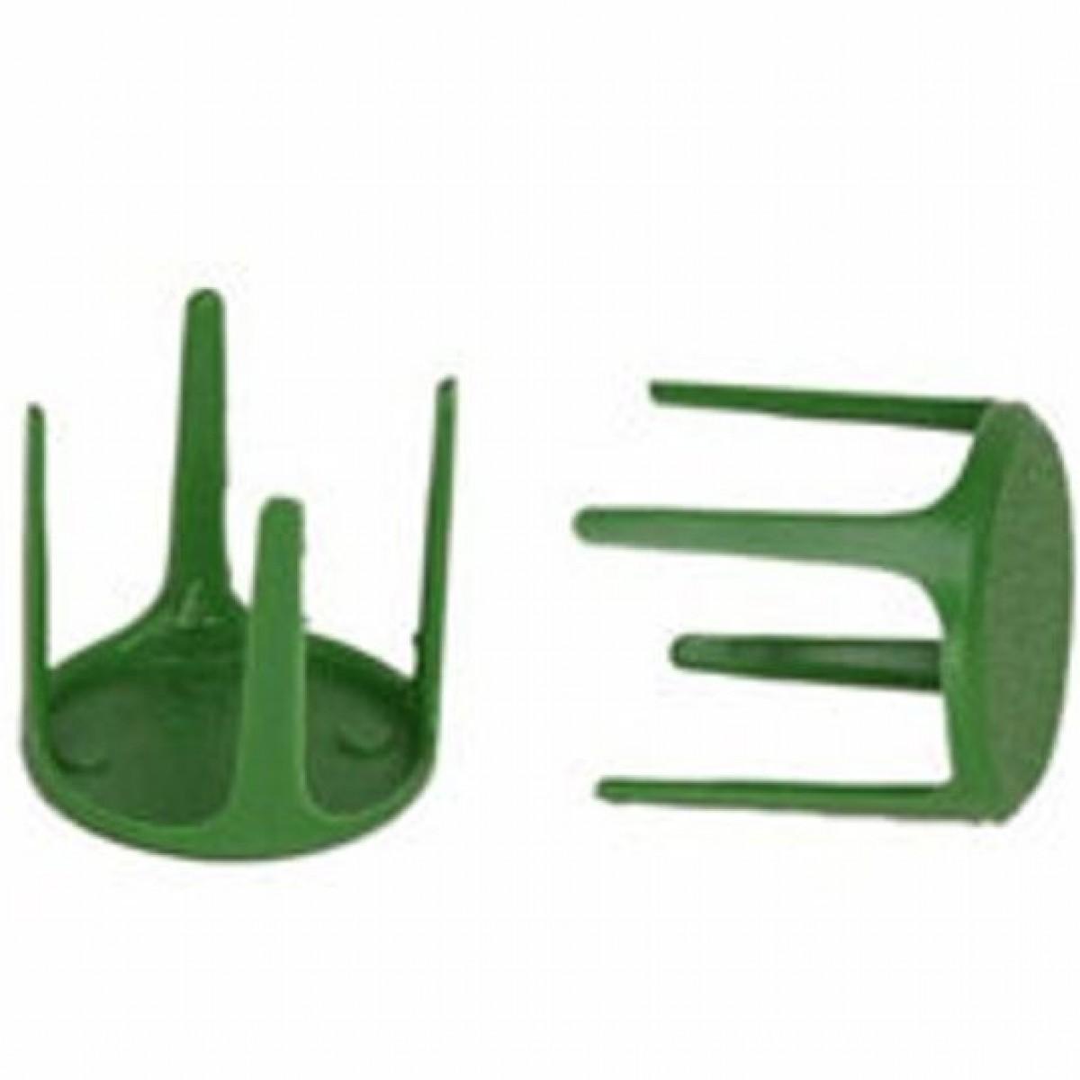 4407 Anchor Pin (Pin Holder) Green (100 Nos)