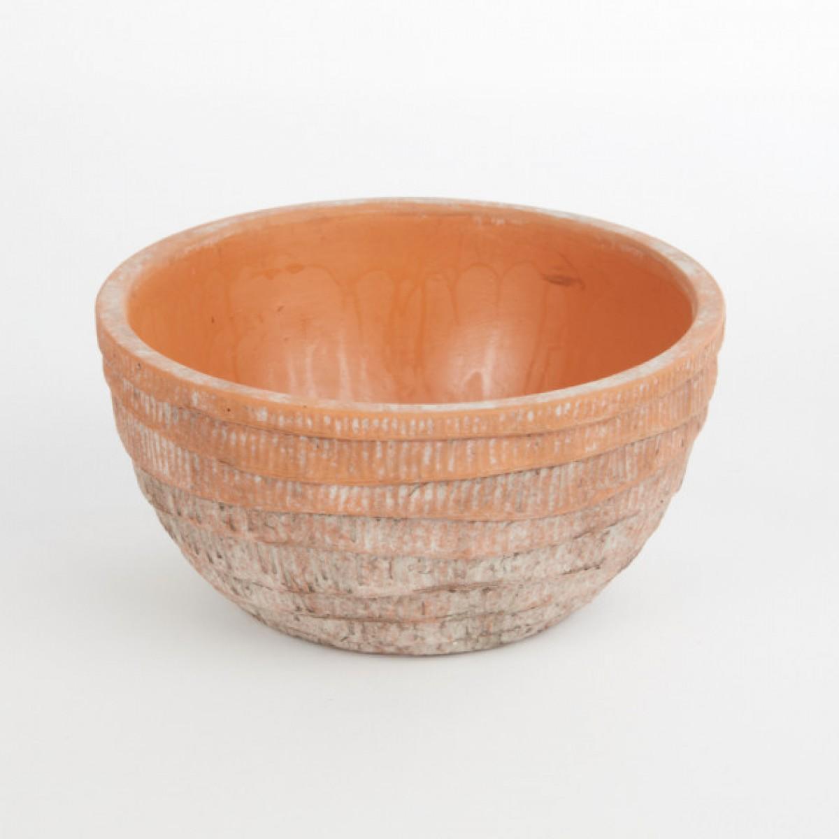 Ceramic Bahia Bowl 20cmX20cmX10cm