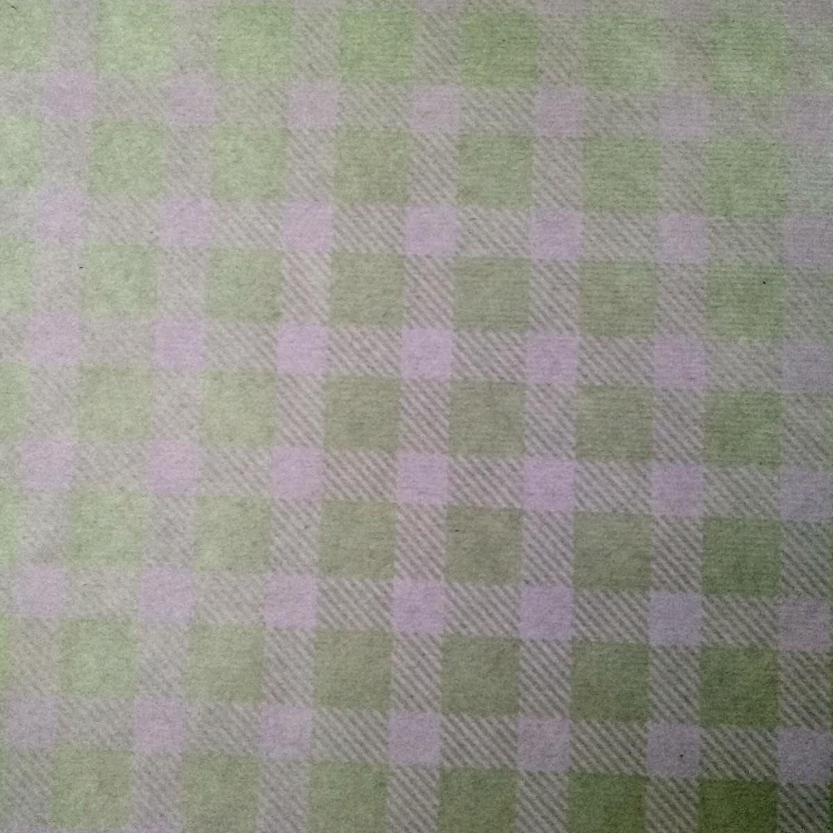 7213 Chex Print Pale Pink 50cmx25m Kraft Paper - 1 Roll