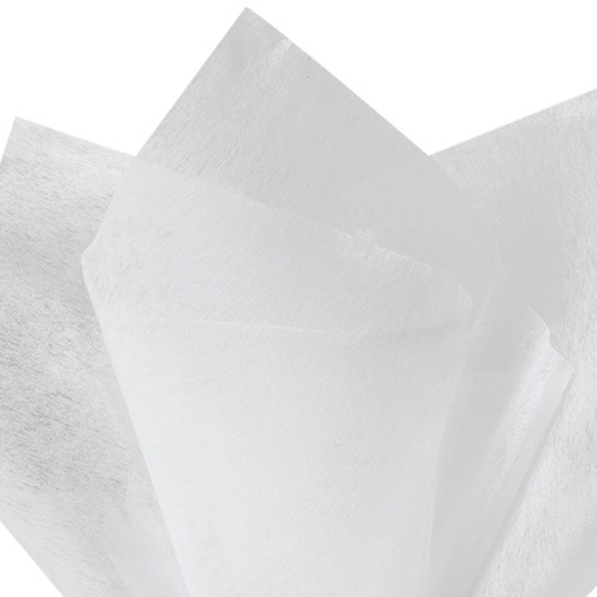 7524 Neon Green 75cmx60cm Tissue Floral Wraps - 100 Sheets