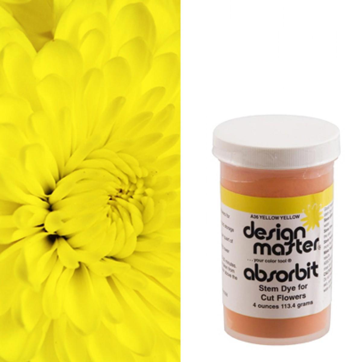 A36 DM Absorbit Dye Yellow 113gms